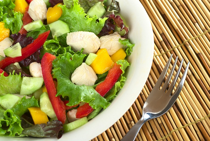 Healthy food for weight gain