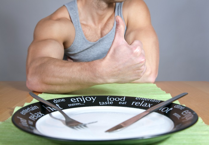 man-with-plate