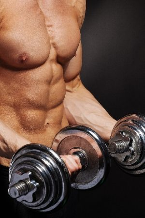 body dumbells