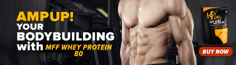 indian bodybuilding diet Banner 2 with product