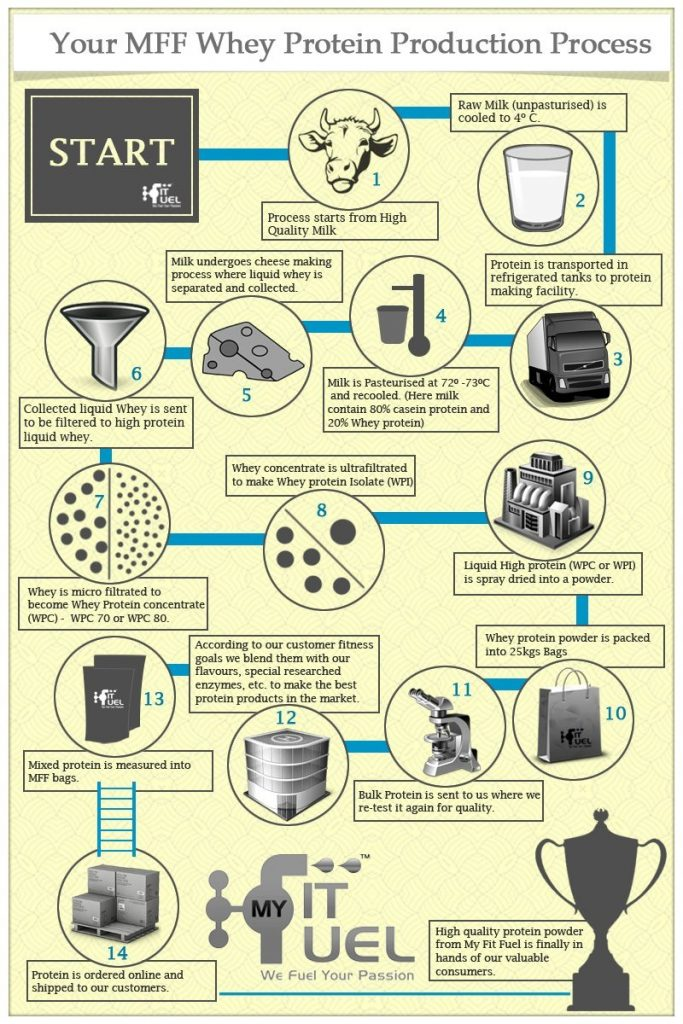 How_is_Whey_Protein_made
