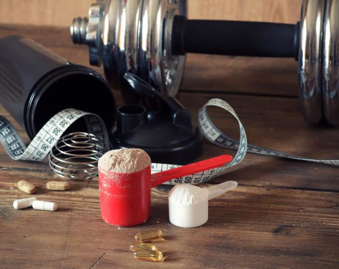 Mixing Creatine With Whey Protein Is It Okay
